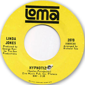 Linda Jones Hypnotized I Cant Stop Lovin My Baby