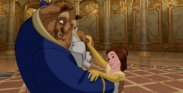 "still photo from ""Beauty and the Beast"""