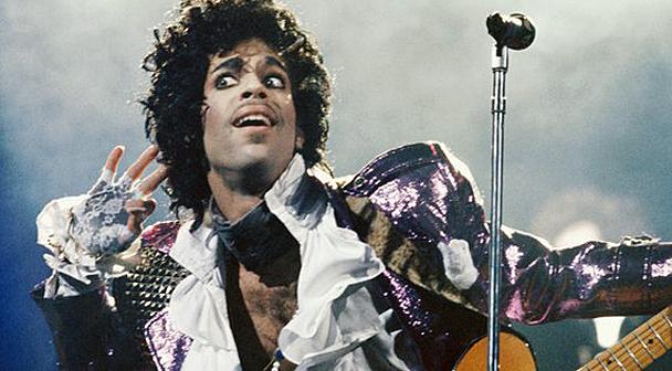 Prince, circa 1983