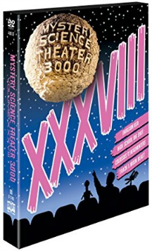 "TV on DVD: ""Mystery Science Theater 3000, Volume XXXVIII"""